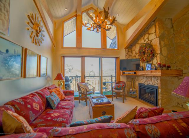 400 Wood Road G-1218, Snowmass Village, CO 81615 (MLS #157921) :: McKinley Real Estate Sales, Inc.