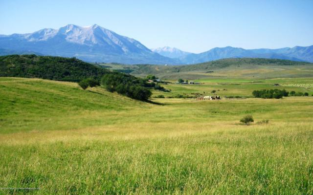 TBD County Road 121, Glenwood Springs, CO 81601 (MLS #158024) :: McKinley Real Estate Sales, Inc.