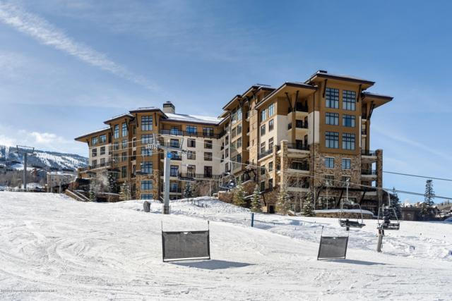 130 Wood Road #324, Snowmass Village, CO 81615 (MLS #158130) :: McKinley Real Estate Sales, Inc.
