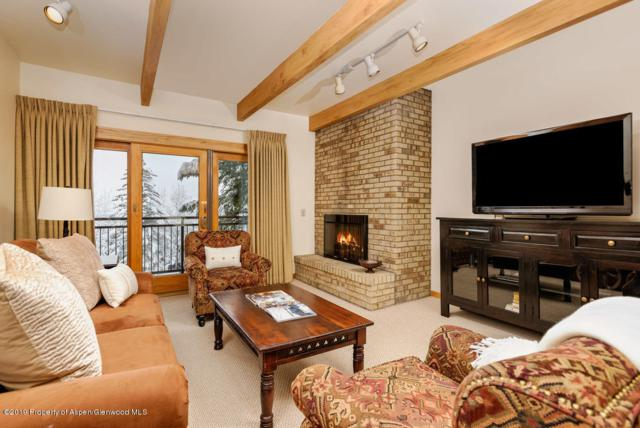 690 Carriage Way A2c, Snowmass Village, CO 81615 (MLS #158141) :: McKinley Real Estate Sales, Inc.