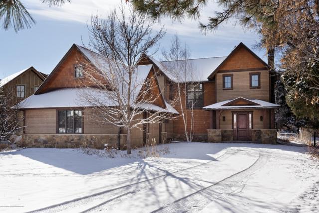 124 Ponderosa Pass, Carbondale, CO 81623 (MLS #158241) :: McKinley Real Estate Sales, Inc.