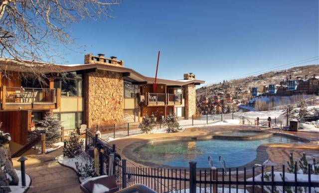 105 Campground Lane #502, Snowmass Village, CO 81615 (MLS #158318) :: Roaring Fork Valley Homes