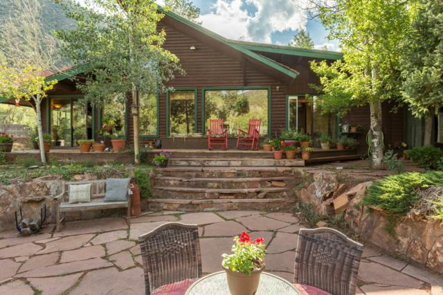 28 River Bend Road, Snowmass, CO 81654 (MLS #158823) :: McKinley Real Estate Sales, Inc.