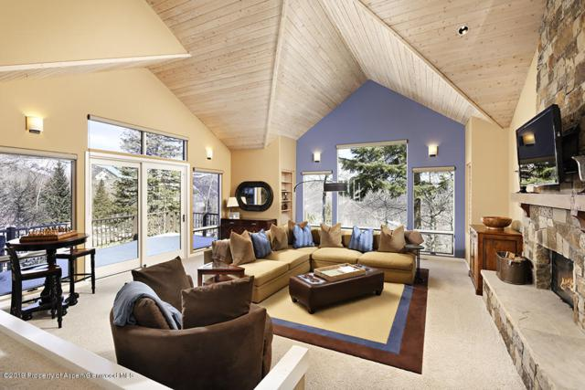 18 Edgewood Lane, Snowmass Village, CO 81615 (MLS #158847) :: McKinley Real Estate Sales, Inc.