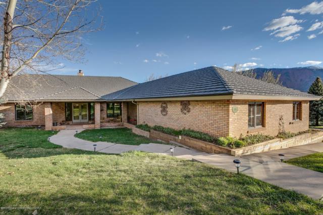 808 Traver Trail, Glenwood Springs, CO 81601 (MLS #158930) :: McKinley Real Estate Sales, Inc.