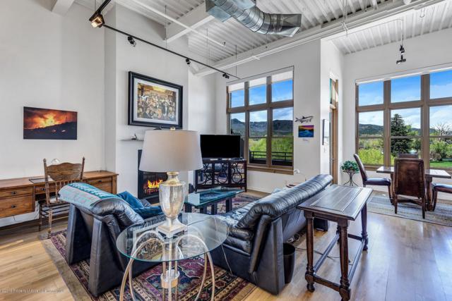 231 Robinson Street R-308, Basalt, CO 81621 (MLS #159131) :: McKinley Real Estate Sales, Inc.
