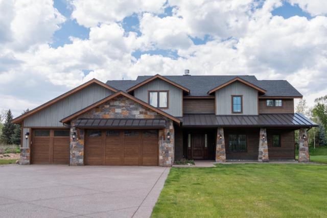 42 Equestrian Way, Carbondale, CO 81623 (MLS #159281) :: McKinley Real Estate Sales, Inc.
