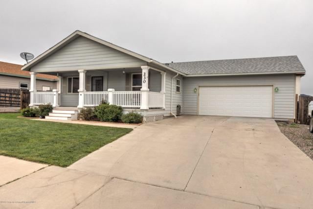 230 Van Horn Lane, Parachute, CO 81635 (MLS #159348) :: McKinley Real Estate Sales, Inc.