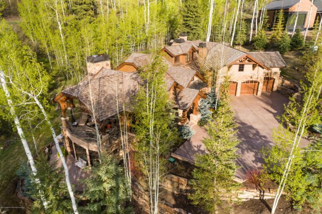 522 Pine Crest Drive, Snowmass Village, CO 81615 (MLS #159435) :: McKinley Real Estate Sales, Inc.
