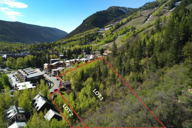700 & 701 S Garmisch Street, Aspen, CO 81611 (MLS #159715) :: Roaring Fork Valley Homes