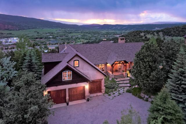 829 Hillcrest Drive, Basalt, CO 81621 (MLS #159774) :: McKinley Real Estate Sales, Inc.