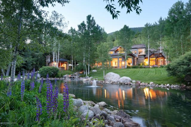 646 Willoughby Way, Aspen, CO 81611 (MLS #160100) :: McKinley Real Estate Sales, Inc.
