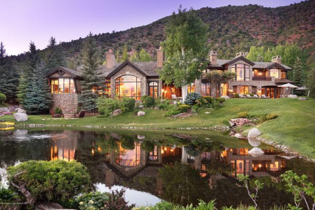 120 Running Mare Road, Woody Creek, CO 81656 (MLS #160171) :: McKinley Real Estate Sales, Inc.