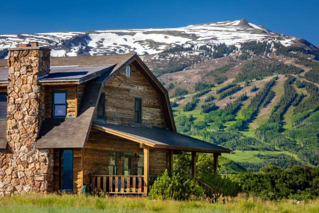 350 Rabbit Way, Snowmass, CO 81654 (MLS #160220) :: McKinley Real Estate Sales, Inc.