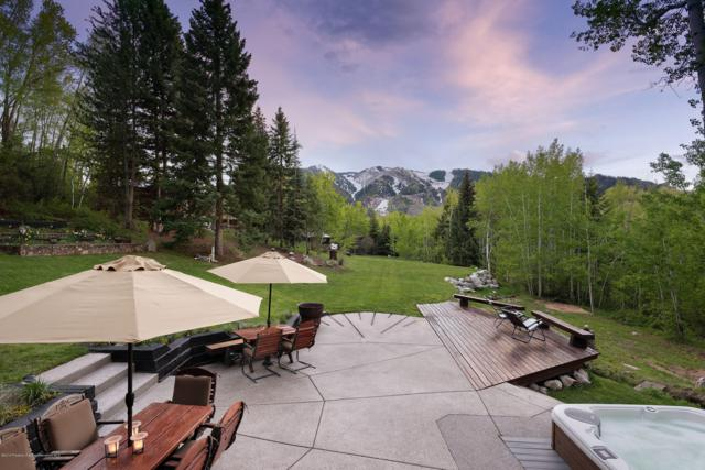 80 & 100 Spruce Court, Aspen, CO 81611 (MLS #160222) :: McKinley Real Estate Sales, Inc.