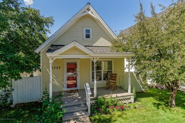 1522 Shepherds Lane, Glenwood Springs, CO 81601 (MLS #160302) :: McKinley Real Estate Sales, Inc.