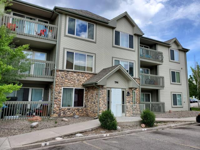 796 Castle Valley Boulevard Unit E, New Castle, CO 81647 (MLS #160309) :: Roaring Fork Valley Homes
