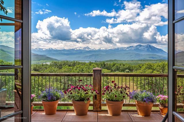 2112 Ten Peaks Mesa Road, Carbondale, CO 81623 (MLS #160351) :: McKinley Real Estate Sales, Inc.