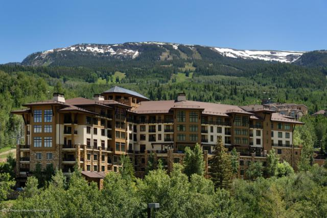 130 Wood Road #533, Snowmass Village, CO 81615 (MLS #160353) :: McKinley Real Estate Sales, Inc.