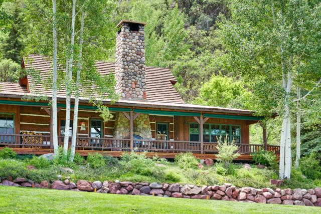 38 Altamira Ranch Road, Basalt, CO 81621 (MLS #160447) :: McKinley Real Estate Sales, Inc.