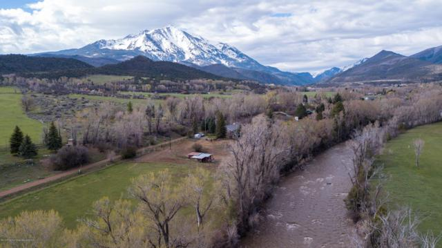 513 N Thomas Road, Carbondale, CO 81623 (MLS #160472) :: McKinley Real Estate Sales, Inc.
