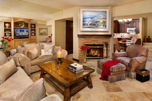 425 Wood Road Unit 37, Snowmass Village, CO 81615 (MLS #160482) :: Roaring Fork Valley Homes