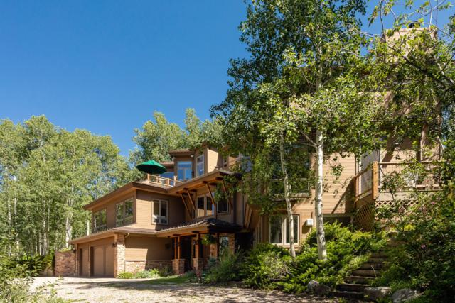 948 Fox Run Drive, Snowmass Village, CO 81615 (MLS #160497) :: McKinley Real Estate Sales, Inc.