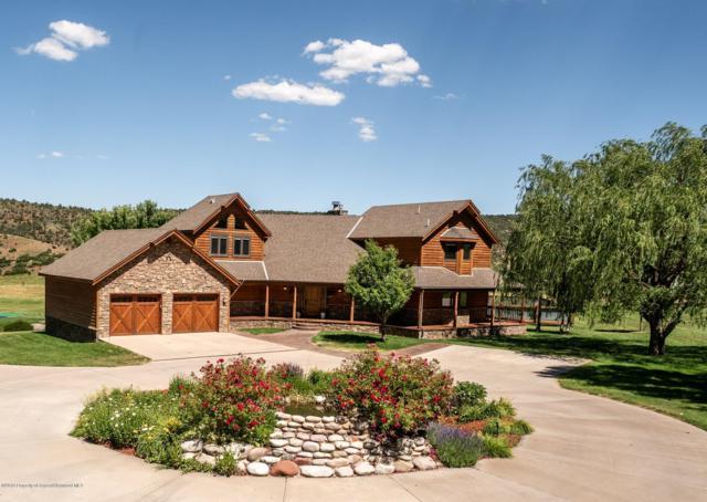 43 Ranch Lane, Glenwood Springs, CO 81601 (MLS #160525) :: McKinley Real Estate Sales, Inc.