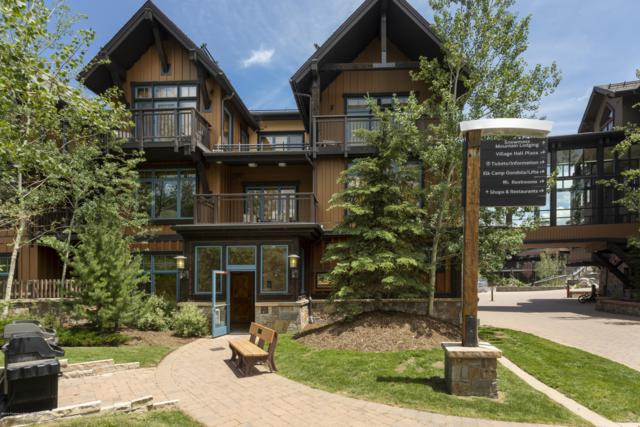 60 Carriage Way #3031, Snowmass Village, CO 81615 (MLS #160526) :: McKinley Real Estate Sales, Inc.
