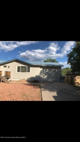 1308 Arabian Avenue, Rifle, CO 81650 (MLS #160551) :: McKinley Real Estate Sales, Inc.