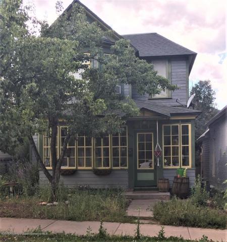 923 Blake Avenue, Glenwood Springs, CO 81601 (MLS #160556) :: McKinley Real Estate Sales, Inc.