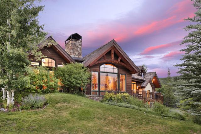 875 Horse Ranch Drive, Snowmass Village, CO 81615 (MLS #160664) :: McKinley Real Estate Sales, Inc.