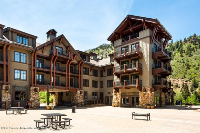 39 Boomerang Road #8130, Aspen, CO 81611 (MLS #160700) :: Roaring Fork Valley Homes