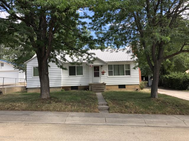 817 Pershing Street, Craig, CO 81625 (MLS #160831) :: McKinley Real Estate Sales, Inc.