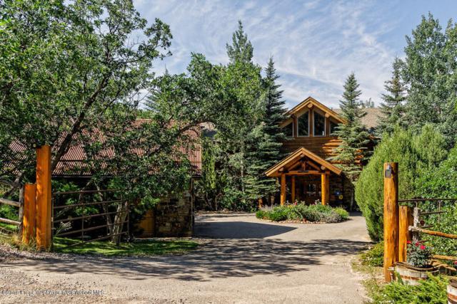 2332 W Sopris Creek Road, Basalt, CO 81621 (MLS #160874) :: Roaring Fork Valley Homes