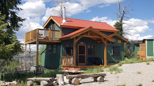 288 Bear Ridge Road, New Castle, CO 81647 (MLS #161326) :: McKinley Real Estate Sales, Inc.