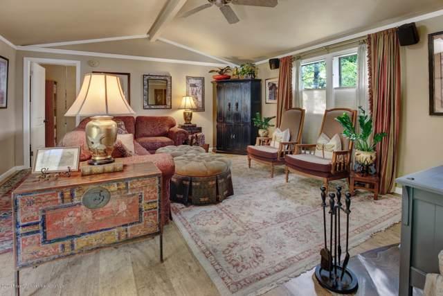 216 Cottonwood Lane, Aspen, CO 81611 (MLS #161338) :: McKinley Real Estate Sales, Inc.