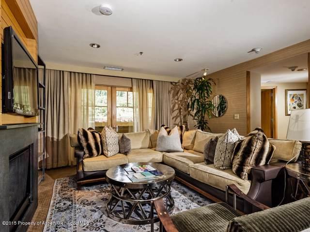 130 Wood Road #214, Snowmass Village, CO 81615 (MLS #161356) :: McKinley Real Estate Sales, Inc.