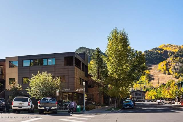 300 S Spring Street #200, Aspen, CO 81611 (MLS #161358) :: McKinley Real Estate Sales, Inc.
