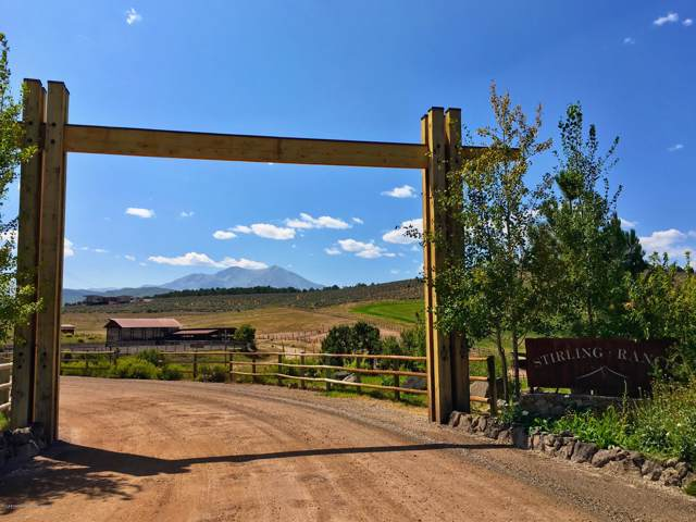 TBD Skipper Drive, Carbondale, CO 81623 (MLS #161455) :: Aspen Snowmass | Sotheby's International Realty