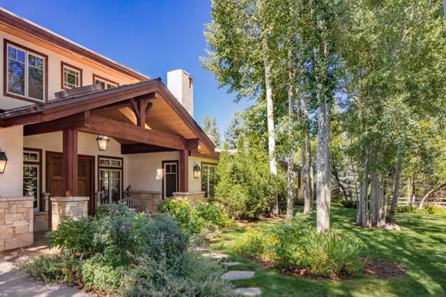 75 Glen Eagles Drive, Aspen, CO 81611 (MLS #161468) :: McKinley Real Estate Sales, Inc.