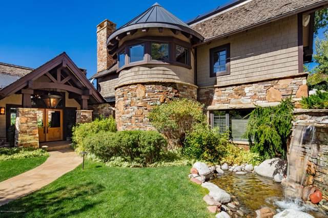 705 S Spruce Street, Aspen, CO 81611 (MLS #161581) :: McKinley Real Estate Sales, Inc.