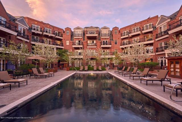 415 E Dean St., Unit 26, Week 5, Aspen, CO 81611 (MLS #161629) :: McKinley Real Estate Sales, Inc.