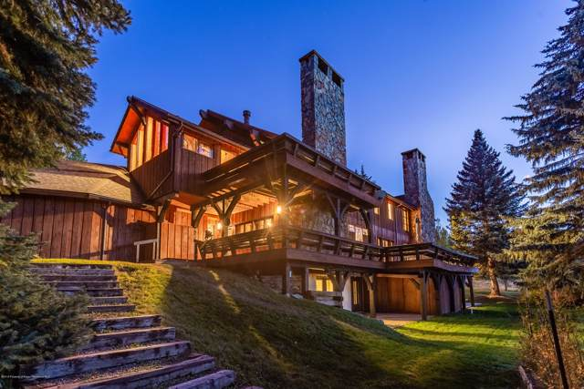137 Primrose Path, Aspen, CO 81611 (MLS #161754) :: McKinley Real Estate Sales, Inc.