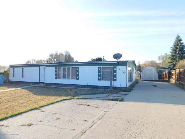 410 Elmwood Street, Craig, CO 81625 (MLS #161756) :: McKinley Real Estate Sales, Inc.