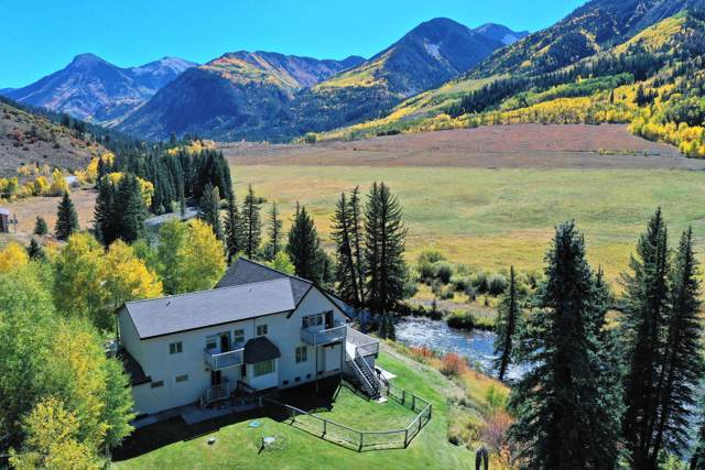 2880 County Road #3, Marble, CO 81623 (MLS #161774) :: McKinley Real Estate Sales, Inc.