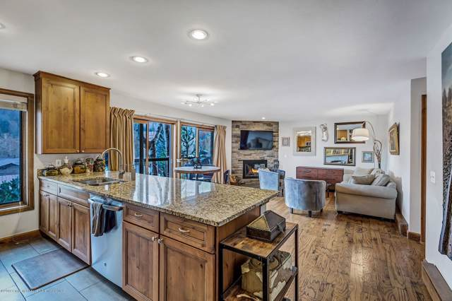 35 Upper Woodbridge Road 23AB, Snowmass Village, CO 81615 (MLS #161795) :: McKinley Real Estate Sales, Inc.