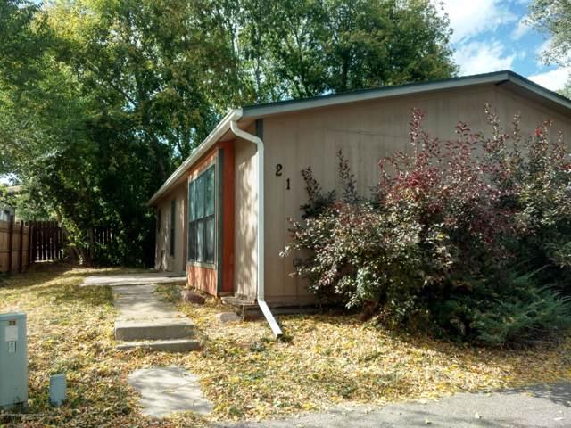 125 Center Drive #21, Glenwood Springs, CO 81601 (MLS #161797) :: McKinley Real Estate Sales, Inc.