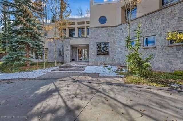 189 Aspen Way, Snowmass Village, CO 81615 (MLS #161798) :: McKinley Real Estate Sales, Inc.