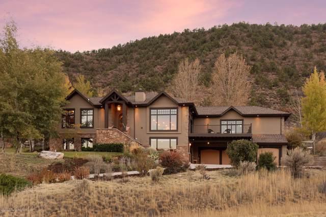 942 Huebinger Drive, Glenwood Springs, CO 81601 (MLS #161799) :: McKinley Real Estate Sales, Inc.